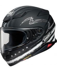Shoei RF-1400 Dedicated Helmet Matte Black/White