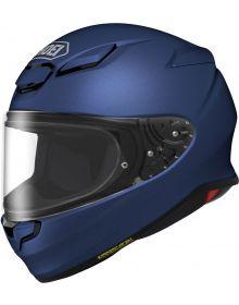 Shoei RF-1400 Helmet Blue Metallic