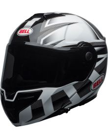 Bell SRT Modular Helmet Predator Gloss White/Black
