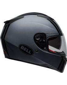 Bell RS-2 Full Face Helmet Rally Matte/Gloss Black/Titanium