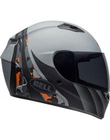 Bell Qualifier Helmet Integrity Matte Grey/Orange Camo