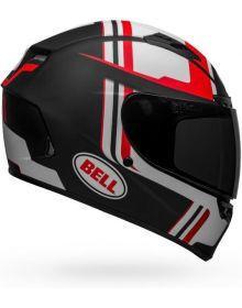 Bell Qualifier DLX Mips Helmet Torque Matte Black/Red/White