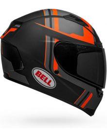 Bell Qualifier DLX Mips Helmet Torque Matte Black/Orange