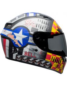 Bell Qualifier DLX Mips Helmet Devil May Care Matte Gray
