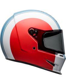 Bell Eliminator Helmet Slayer White/Red/Blue