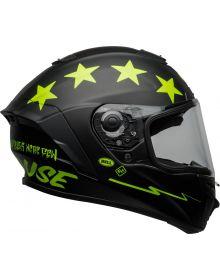 Bell 2021 Helmets Star DLX Mips Helmet FastHouse Victory Circle Matte Black/Hi-V