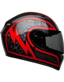 Bell Qualifier Helmet Scorch Black/Red