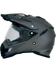 AFX FX-41 Dual Sport Helmet Solid Gray