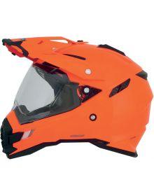 AFX FX-41 Dual Sport Helmet Solid Orange