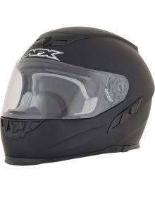 AFX FX-105 Helmet Flat Black
