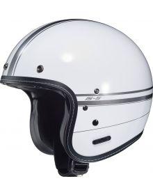 HJC IS-5 Ladon Open Face Helmet White