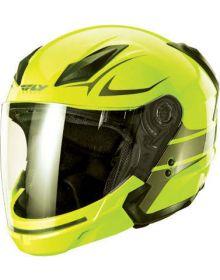 Fly Racing Tourist Vista Helmet Hi-Viz