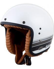 Scorpion Bellfast Helmet Blanco White