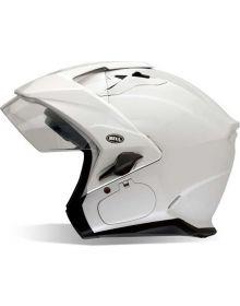 Bell Mag-9 Sena Helmet Gloss White