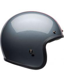 Bell Custom 500 Helmet Streak Gray/Red