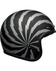 Bell Custom 500 Helmet Vertigo Black/Silver