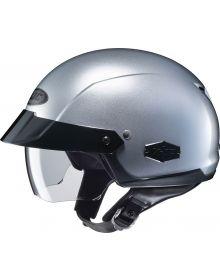 HJC IS-Cruiser Half Helmet Silver