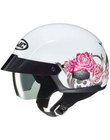 HJC IS-Cruiser Fior Helmet White/Pink