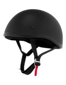 Skid Lid Original Half Helmet Flat Black