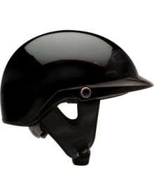 Bell Pitboss Half Helmet Gloss Black