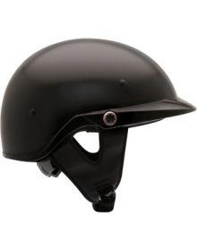 Bell Pitboss Half Helmet Matte Black