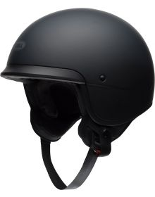 Bell Scout Air Half Helmet Matte Black