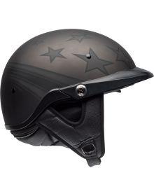 Bell Pitboss Half Helmet Honor Matte Titanium/Black