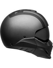 Bell Broozer Free Ride Half Helmet Matte Gray/Black