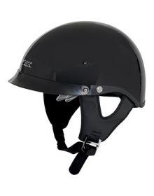 AFX FX-200 1/2 Helmet w/Dual Shield Black
