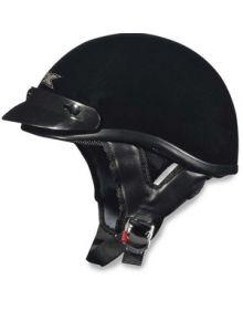 AFX FX-70 1/2 Helmet Black