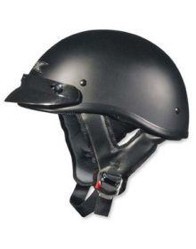 AFX FX-70 1/2 Helmet Matte Black