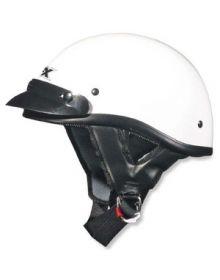 AFX FX-70 1/2 Helmet White