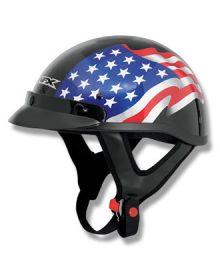 AFX FX-70 Freedom 1/2 Helmet Black