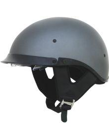 AFX FX-200 1/2 Helmet w/Dual Shield Frost Gray