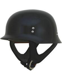 AFX FX-88 1/2 Helmet Black