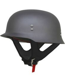 AFX FX-88 1/2 Helmet Matte Grey