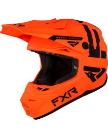 FXR Legion Youth Helmet Orange