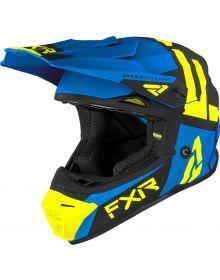 FXR Legion Youth Helmet Black/White