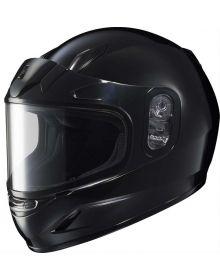 HJC CL-YSN Youth Snowmobile Helmet Gloss Black