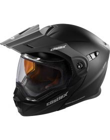 Castle X EXO CX-950 Snow Helmet Matte Black