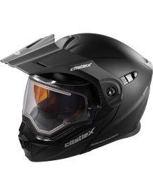 Castle X EXO CX-950 Electric Snow Helmet Matte Black