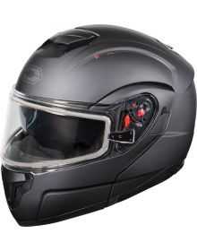 Castle X Atom SV Modular Snow Helmet Matte Black