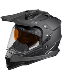 Castle X Mode Dual-Sport SV Snow Helmet Matte Black