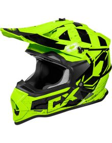 Castle X Mode MX Helmet Stance Hi-Vis