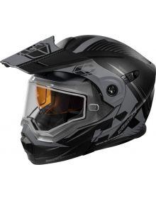 Castle X CX950 Focus Snow Helmet Matte Black/Gray