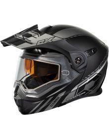 Castle X CX950 Snow Helmet Task Matte Gray/Black