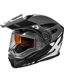 Castle X CX950 Diverge Snowmobile Helmet Matte Charcoal/Black