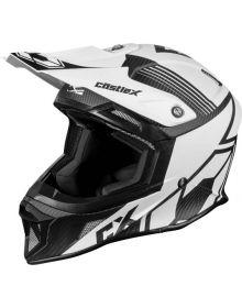 Castle X CX100 Warp Helmet Matte White