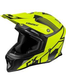 Castle X CX100 MX Warp Helmet Matte Hi-Vis