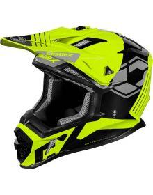 Castle X CX200 Sector Helmet Hi-Vis